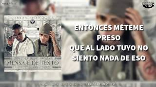 Mensaje De Texto - Arcangel Ft. El Boy C | Video Lyric | Reggaeton 2015