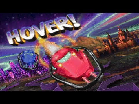 LGR - Hover! - PC Game Review