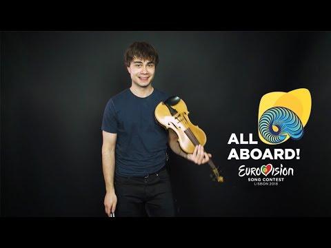 Alexander Rybak -  Eurovision 2018 Violin Jam