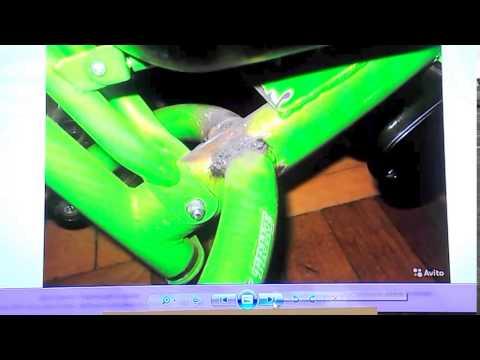 Как выбрать детский трёхколёсный велосипед