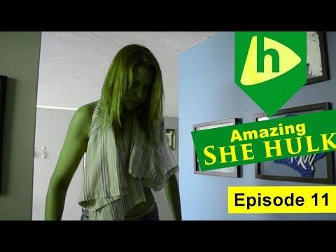 SHE HULK AMAZING - EPISODE 11 - Season 3
