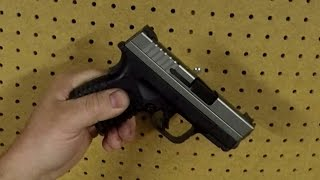 Springfield Armory XDS 9mm 1,000 Round Review