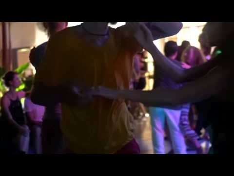 00222 ZoukMX 2016 Social dance Brenda and Kuna ~ video by Zouk Soul