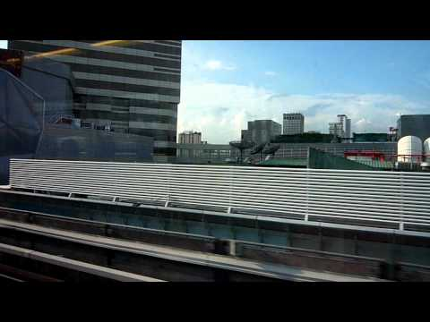 Bangkok Skytrain Silom Line – (Siam to National Stadium) –