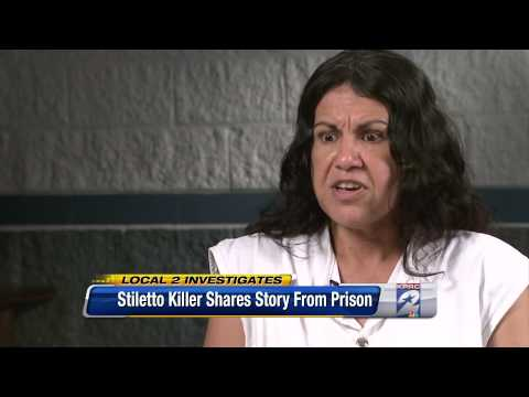 Stiletto Murderer Prison interview
