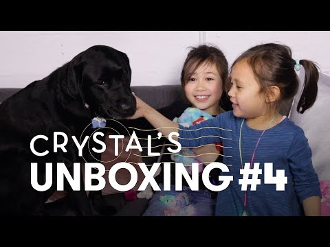 Crystal Unboxing #4 | Unboxing | HiHo Kids