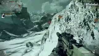 Call of Duty Ghosts | MTAR-X Gameplay (Multiplayer Gameplay)