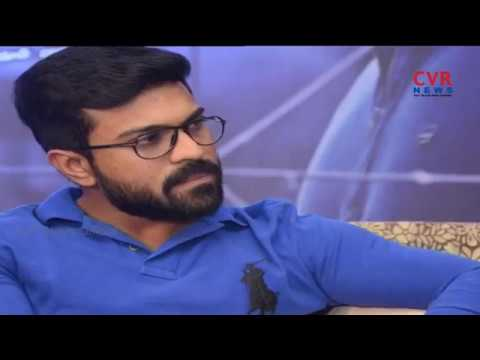 Ram Charan adopts a cyclone-hit village on Pawan Kalyan's advice | CVR NEWS
