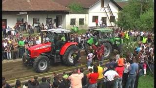DEUTZ 120 HP vs MASSEY 125 HP