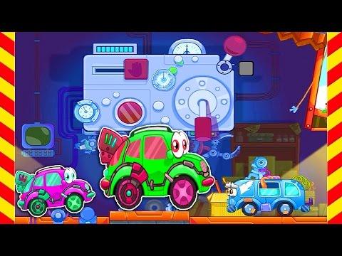 Вилли 4 мультфильм Вилли мультик. Развивающие мультфильмы про машинки Игра для мальчиков 5 лет