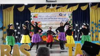 download lagu Persembahan Murid Tahun 4, Hakmu Sk Batu Belah 2016 gratis
