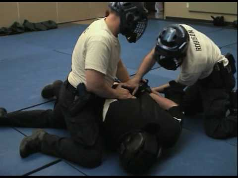 SLCPD Recruit Class 127 Fight for Your Life Training Image 1