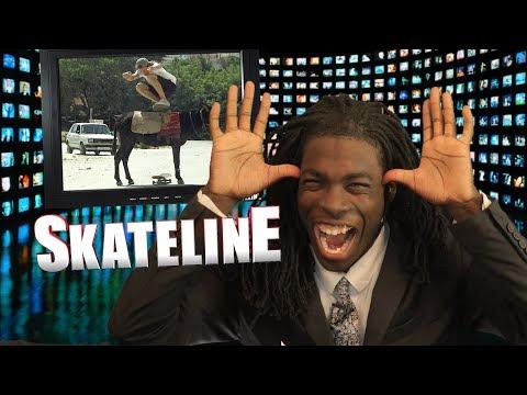 SKATELINE - Kyle Walker, Trent McClung, Primitive, Call Me 917, Fancy Lad