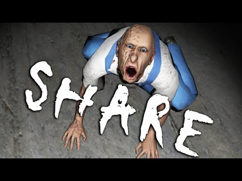SHARE - The Best Indie Horror Game Monsters (Ft. Hammer Man)