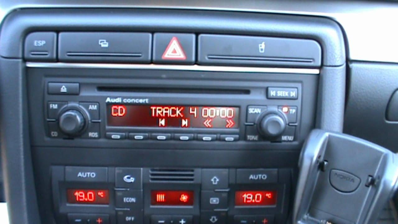 Audi a4 2006 Kombi 2006 Audi a4 1.9 Tdi Review