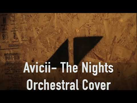 Avicii- The Nights  Orchestral Cover (GarageBand)