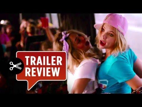 Instant Trailer Review Spring Breakers 2012 Selena Gomez Vanessa Hudgens ...