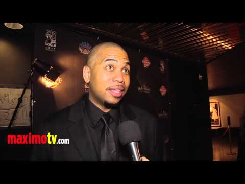 Omar Gooding Interview at 