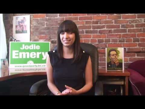 The Jodie Emery Show - May 9, 2013