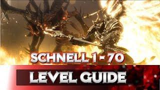 Diablo 3 - Level Guide | Schnell 70 | Saisonstart | leveling 1 - 70 | Schnell Leveln | German
