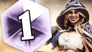 Un deck mage secret fun avec Torlk sur Hearthstone !