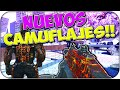Nuevos Camuflajes y Exotrajes!! MAGMA, RAYO, CRIATURA,... - ADVANCED WARFARE