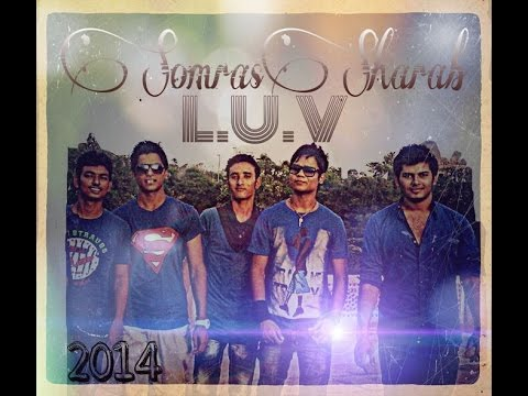 Somras Sharab | New Hindi Rap Song 2014 | LOLLY Cover | By L...