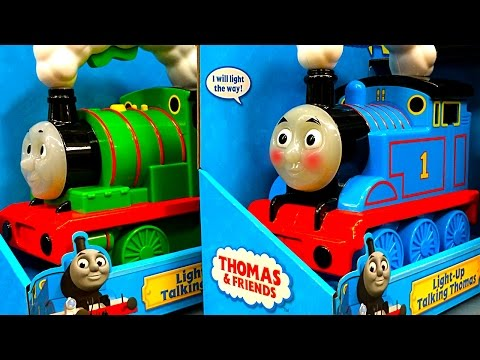 Thomas And Friends & Chuggington Toy Hunting Shopping Study video