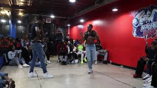 Astronautflee presents ||que vs beejay #hiproll battle