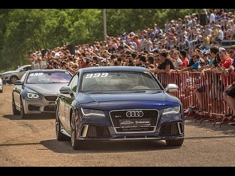 Fastest Audi RS7 in the world — APR | Total Race