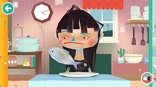 Play Fun Kitchen Cooking Games/  Toca Kitchen 2 By Toca Boca