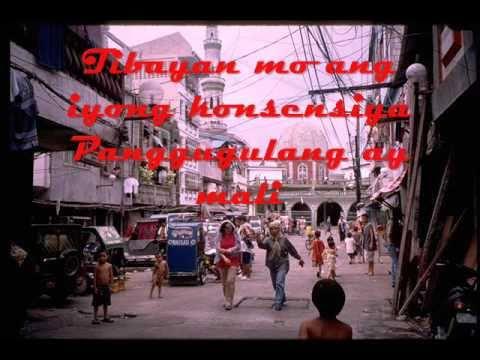 DEATH BY STEREO - Maynila With Audio Lyrics (Pinoy Rock)
