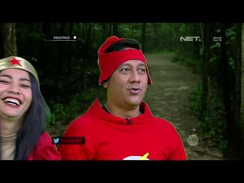 download lagu Lagi Jadi Superhero, Kostum Flash Andre Malah Kekecilan gratis