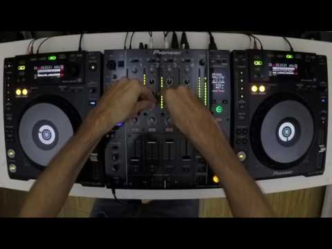 Electro House Set - CDJ 850 DJM 850