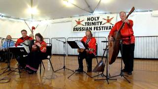 Samovar Russian Folk Music Ensemble