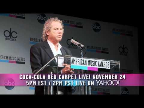 Producer Larry Klein Nominations Announcement - AMAs 2013