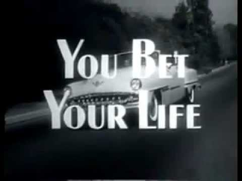 You Bet Your Life Groucho Marx (1956)