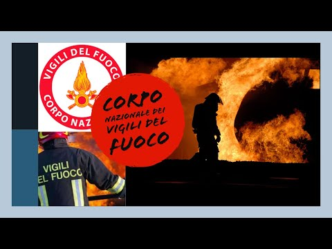 Il Pompiere Paura Non Ne Ha lyrics