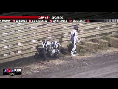 2012 Knoxville Half-Mile FULL Race (HD) - AMA Pro Flat Track