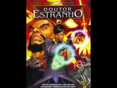 FILME. Doutor Estranho DUBLADO