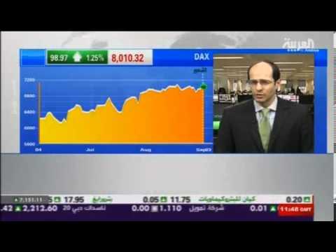 أشرف العايدي على قناة العربية --  25 مارس 2013 Chart