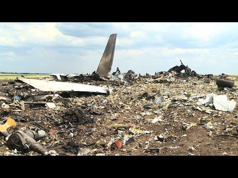 Rebels down Ukraine military plane, killing 49