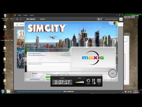 Descargar e instalar Simcity (SimCity 2013, SimCity 5) Funciona !!!