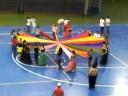 Red de Danzas del Estado Lara - Ensayo Juegos Deportivos Escolares 2008