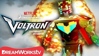 Voltron: Forming A Legend | MINECRAFT TRAILERS