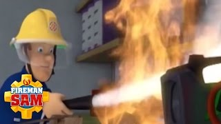 Fireman Sam US NEW Episodes - Safety Tips! Cartoons for Kids