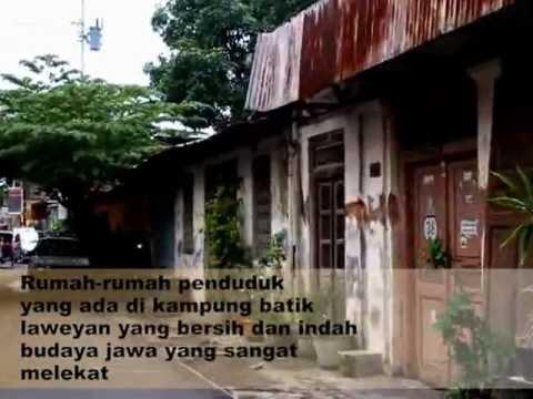 Kampoeng Batik Laweyan Solo | Batik Garut