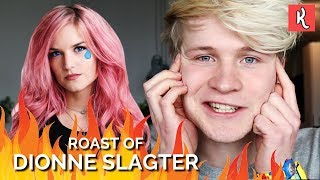 THE ROAST OF DIONNE SLAGTER (ONNEDI) | Kalvijn
