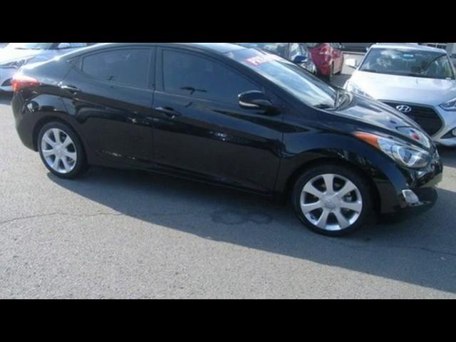 Used 2013 Hyundai Elantra Little Rock AR Bryant, AR ...