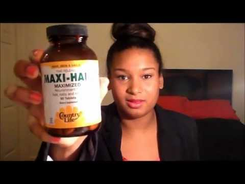 Review: Maxi Hair Vitamins